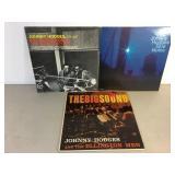 Johnny Hodges Vinyl Lp Lot