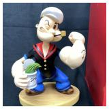 "POPEYE BY CONNOISSEUR 8"" X 5"" X 5.5"""