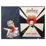 "BETTY BOOP ENAMELED BOX ""DOUBLE DICE"""