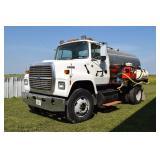 Heavy Duty Trucks - Tank Trucks - Gasoline / Fuel