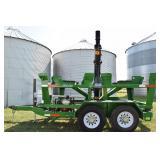 Planting Equipment - Seed Tenders  TRAVIS SEED CAR
