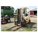 Lifts - Forklifts - Pneumatic Tire  ALLIS-CHALMERS