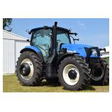 Tractors - 100 HP to 174 HP  NEW HOLLAND T6.175 11