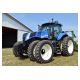 Tractors - 300 HP or Greater  NEW HOLLAND T8.360 1