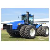 Tractors - 300 HP or Greater  NEW HOLLAND TJ380 11