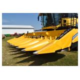 Harvesters - Headers - Row Crop  NEW HOLLAND 980CR