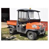 Motorsports - Utility Vehicles - Utility  KUBOTA R