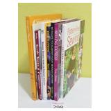 (7) Assorted Sewing Books