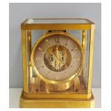 Jaeger Le Coultrre Atmos Clock Serial #