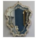 Vintage and Quality Venetian Style Mirror.