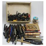 Assorted Lot of Vintage Writing Implements and