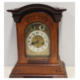 Antique Dome Top Bracket Clock