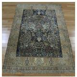 Vintage And Fine Quality  Hand Woven Silk Tree Of