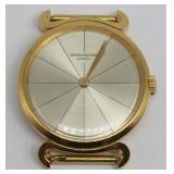 JEWELRY. Vintage Patek Philippe 18kt Gold Watch
