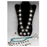JEWELRY. Assorted Southwest Jewelry.