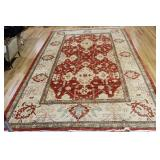 Vintage and Fine Quality Hand Woven Roomsize