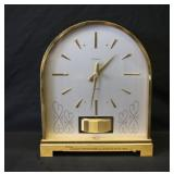Le Coultre Atmos Brass Dome Clock