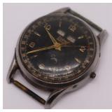 JEWELRY. Vintage Zodiac Moonphase Automatic Watch.