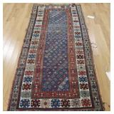 Antique And finely Hand Woven Area Carpet