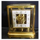 Jaegar Lecoultre Atmos Clock In Original Box