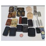 Grouping Of Assorted Cigar Collectibles.