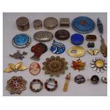 JEWELRY. Assorted Jewelry & Decorative Accessories