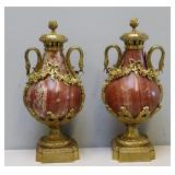 Pair Of Fine Quality Louis XV1 Style Gilt Bronze