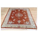Fine Quality And Hand Made Chinese Carpet