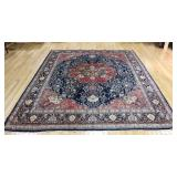 Antique And Finely Hand Woven Large Roomsize