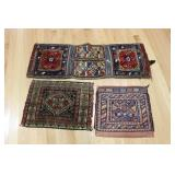 Antique Carpet Grouping.