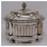 SILVER. Tetard Freres French .800 Silver Box.