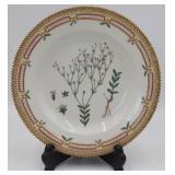 Flora Danica Linum Catharticum Plate.