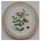 "Royal Copenhagen ""Flora Danica"" Serving Platter."