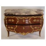 Louis VV Style Bronze Mounted French Commode.