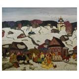 MOISEY KOGAN (RUSSIAN, 1879-1942).