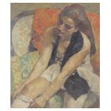 JOSEP MARIA MALLOL SUAZO (SPANISH, 1910-1986).