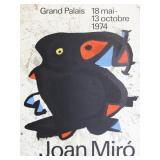 JOAN MIRO (SPANISH, 1893-1983).