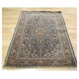 Antique Finely Hand Woven Persian Kashan