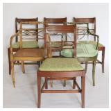 Grouping Of Regency Chairs.