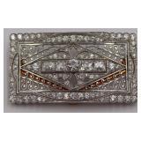 JEWELRY. Tiffany & Co. Platinum 18kt and Diamond