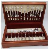SILVER. Carrs of Sheffield English Silver Flatware