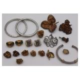 JEWELRY. Grouping of Jewelry Inc. D. Yurman.