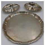 STERLING. Assorted American Sterling Hollow Ware.