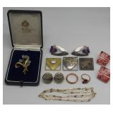JEWELRY. Assorted Gold and Silver, Inc. Pat Flynn.