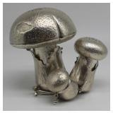 STERLING. M. Buccellati Sterling Mushroom Shakers.