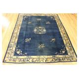 Antique and Finely Hand Woven Antique Chinese