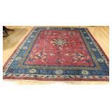 Art Deco Chinese Hand Woven Carpet .