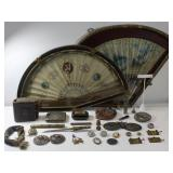 Eclectic Collection of Objets d