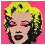 WARHOL, Andy (After). Serigraph. Marilyn Monroe.