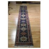 Vintage and Finely Hand Woven Runner.